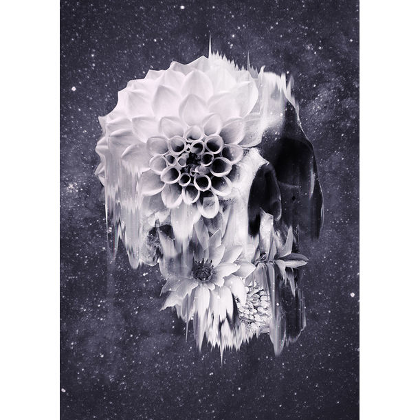 Decay Skull by Ali Gulec