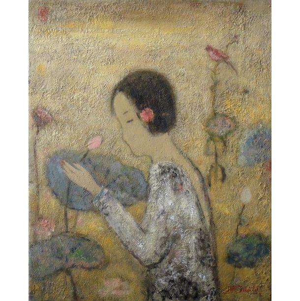 La' Rose Rose by Jia Juan Li