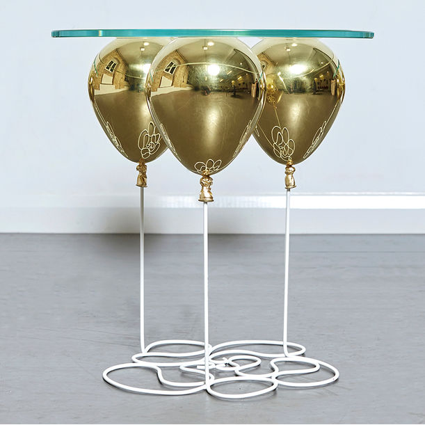Up Balloon Side Tables by Duffy London