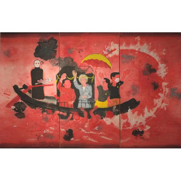Post 97 Destiny Boat by Wong Shun Kit(王純杰)