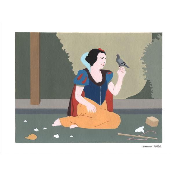 Snow White by Doriane Millet