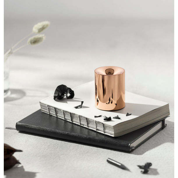 FUNNO -Pencil Sharpener& Paper Weight-Copper by Beyond Object