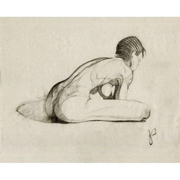 'Lean' by Jacqueline Gomez