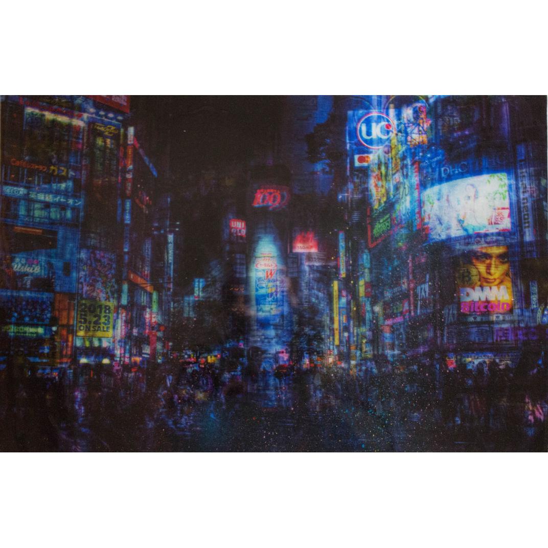 Shibuya,Tokyo by Tomoya