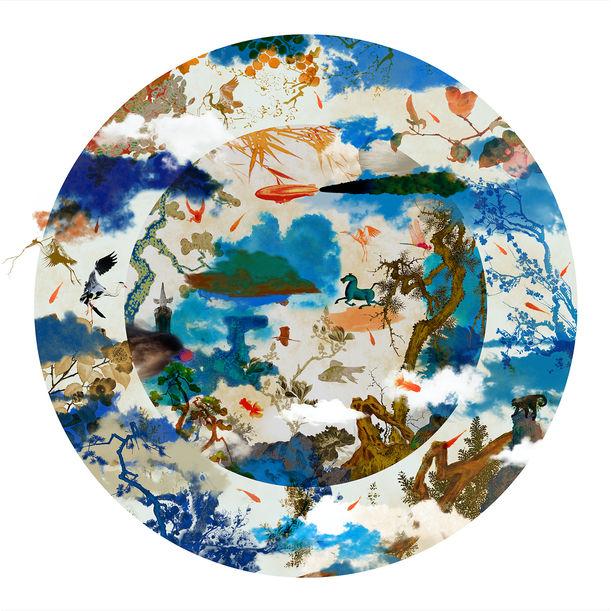 Fairyland G-V by Guang-Yu Zhang
