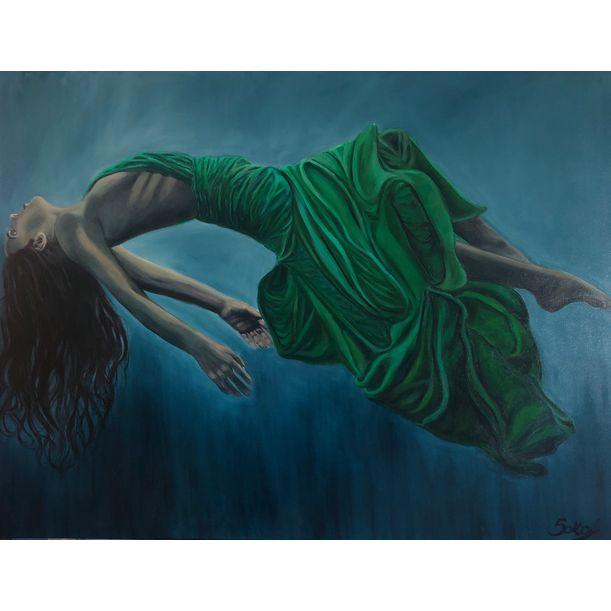 Deep water by Kinga Sokol