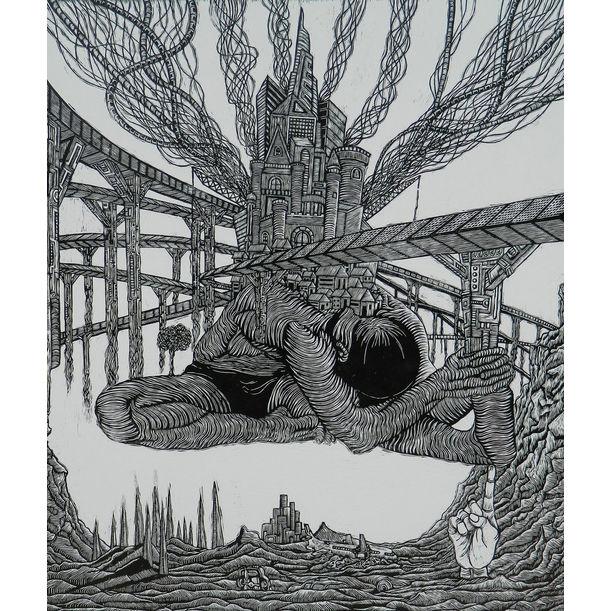 Civilization Burden by Mayek Prayitno