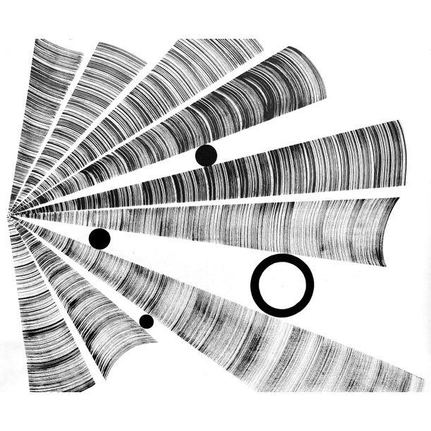 Composition No. 199 by Sumit Mehndiratta