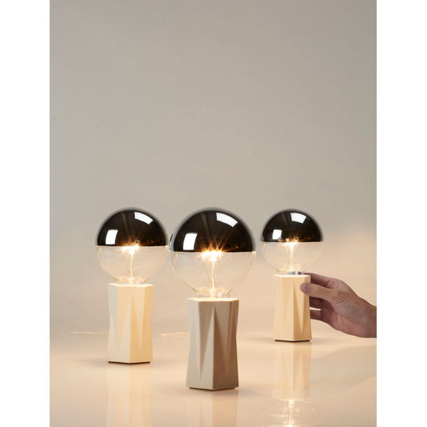 Geometry Table Light by Aureole Design