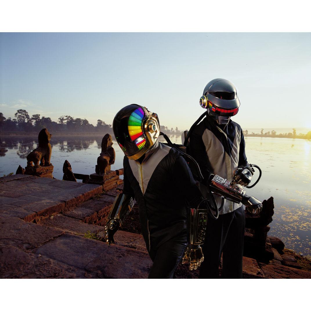 Daft Punk - Discovery 07 by Seb Janiak