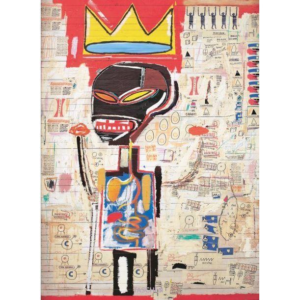 Jean-Michel Basquiat by Hans Werner Holzwarth