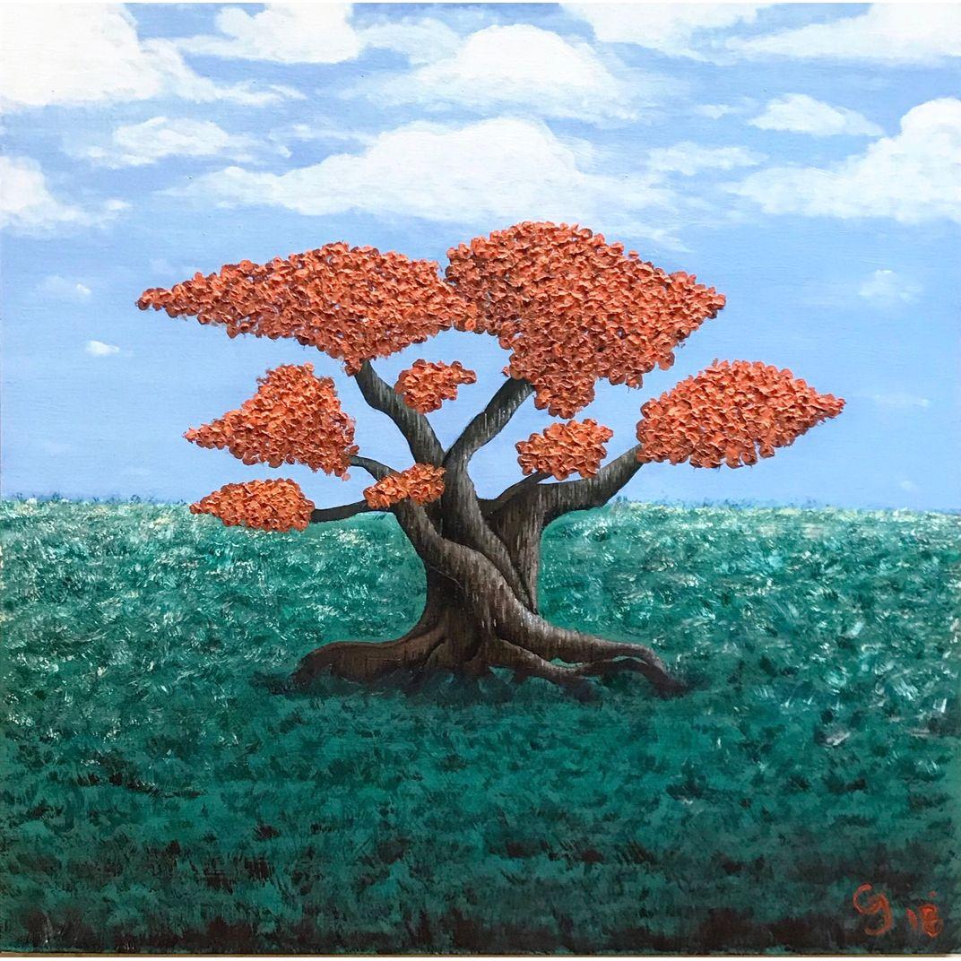 The Popping Tree by Cheryl Guzman Ng