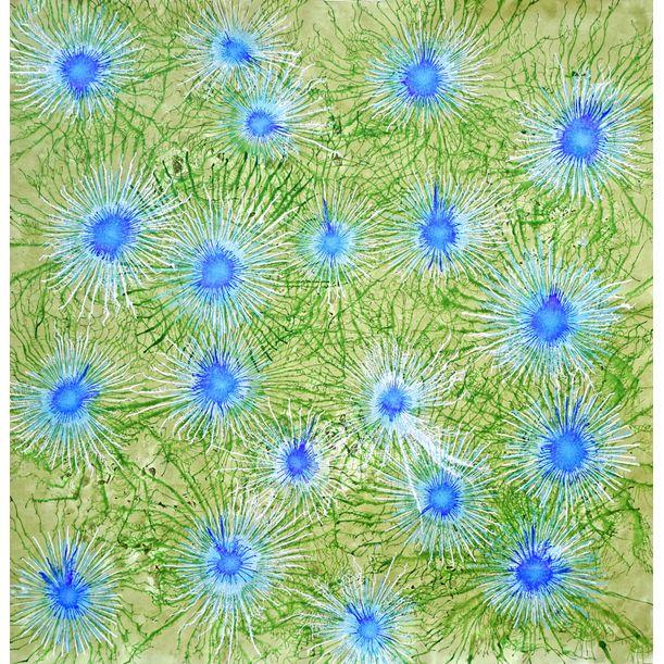 Exploflora Series No. 80 by Sumit Mehndiratta
