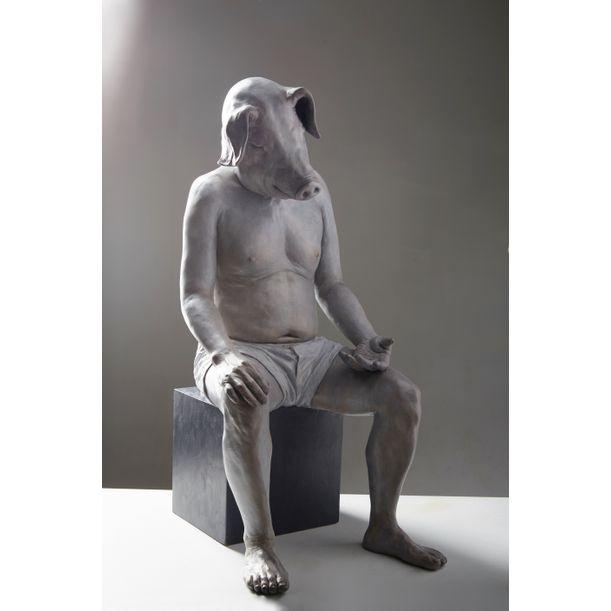 Grey man : A man who had a glorious life by Koo Seunghwui