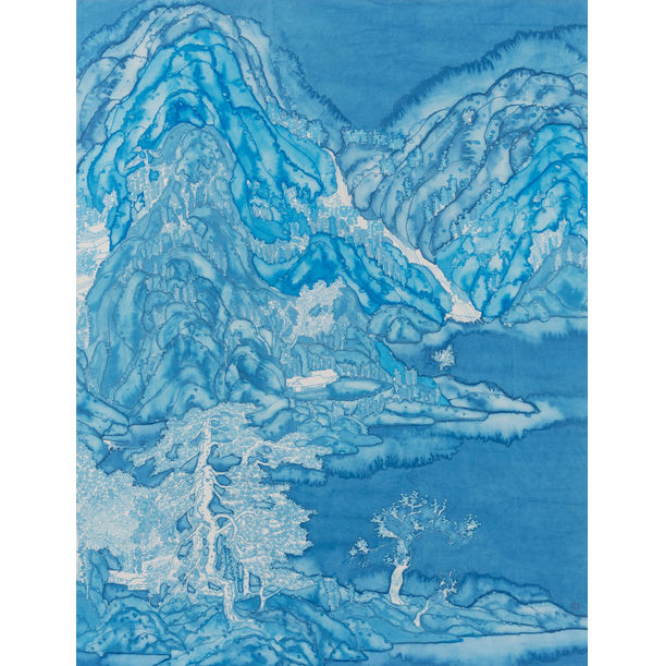 Landscape No. 14 by Li Ting Ting