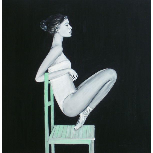 ballerina by Edmonda Berdilla