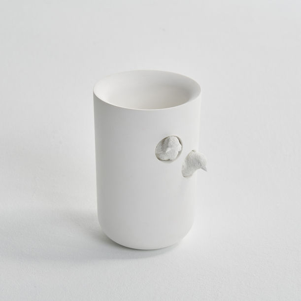 Sparrow X Vase - M by haoshi design