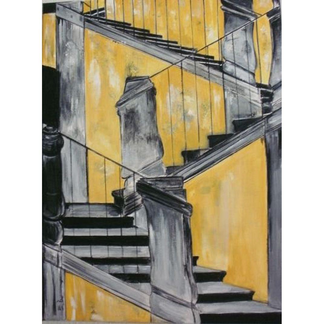 stairs by Edmonda Berdilla