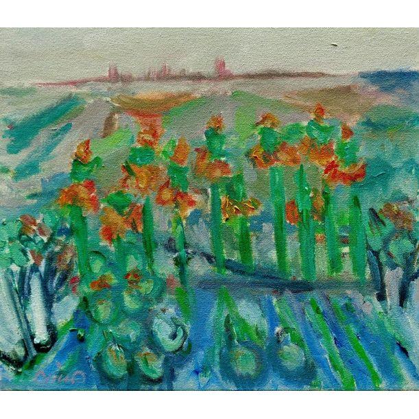 Tropical Flowers by Chiho Yoshikawa