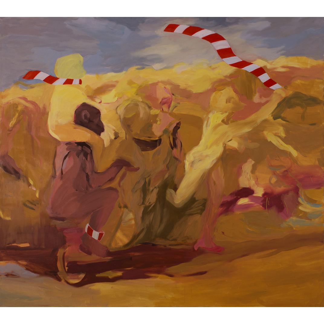Border Crossing by Ahnessa Borotey