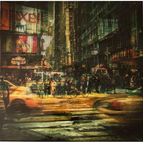 New York by Tomoya