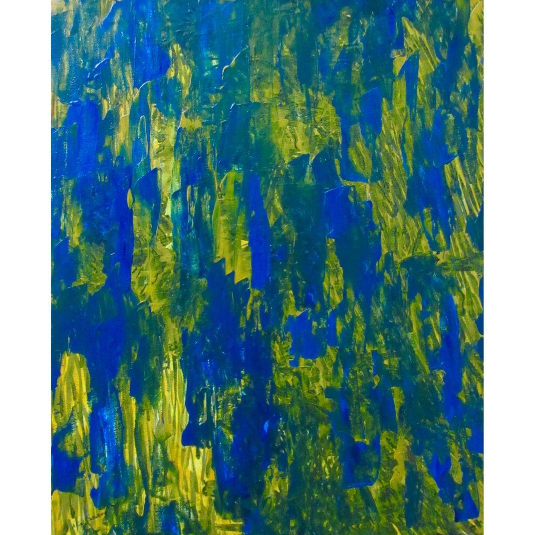 Colours Of The Soul No 21 by Ariel Chavarro Avila