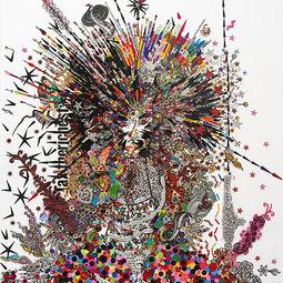 Global Fiddle Number 2, 2010-2013 by Chila Kumari Burman