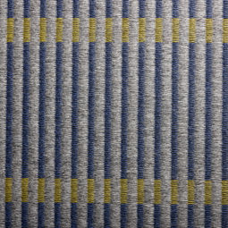 Grey Lattice by Tiffany Loy for The Rug Maker