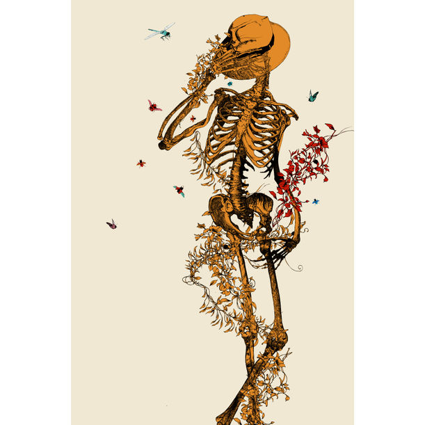 The Skull by Shan Jiang