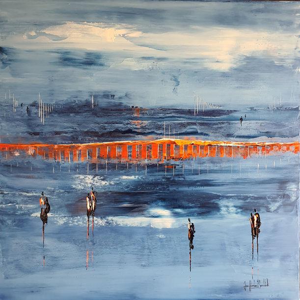 PASSER LE TEMPS by Jean-Humbert Savoldelli