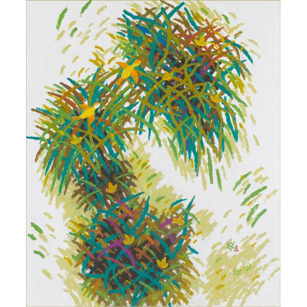 a20 Tropical rhythm by Linn Wang   王小愚