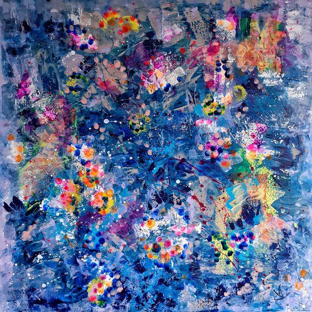 Jazz Blossom by Irina Vladau