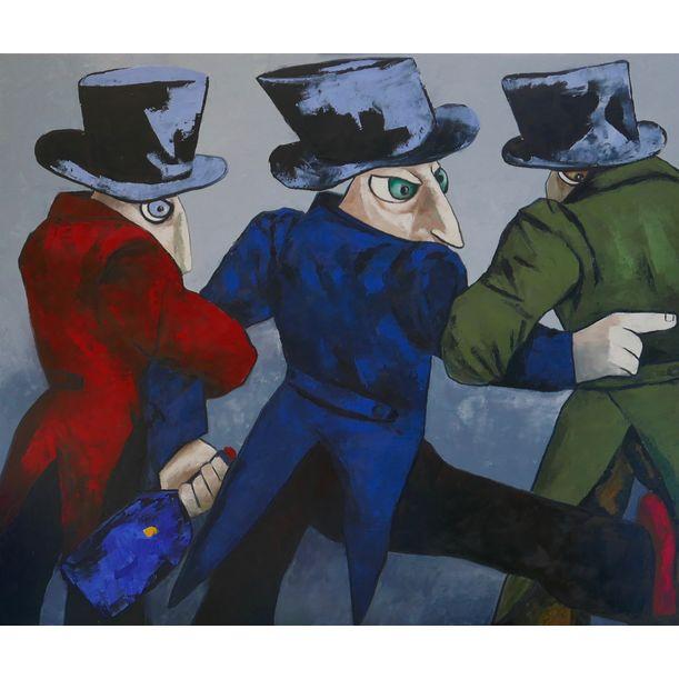 Conspirators & one too many by Ta Thimkaeo