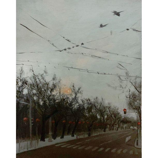 Winter in Beijing by Yi Zhou_Zoe