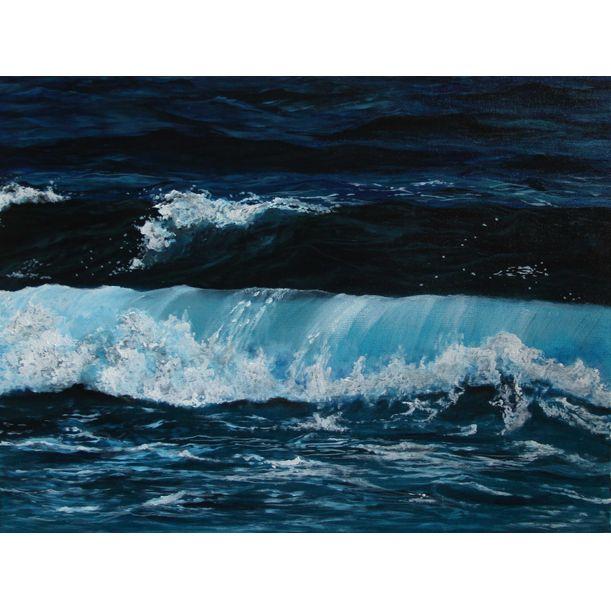 Dance of the Waves by Shveta Saxena