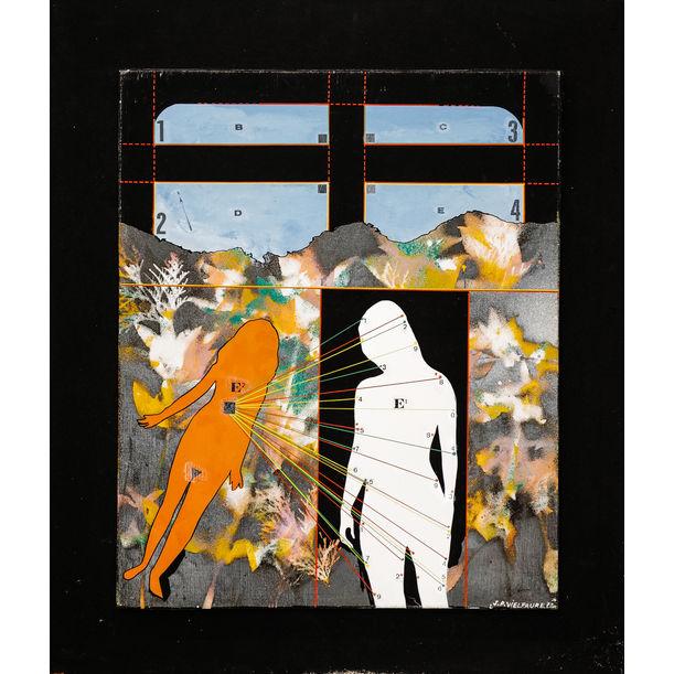 Les Gouts du Miroir by Jean-Pierre Veilfaure