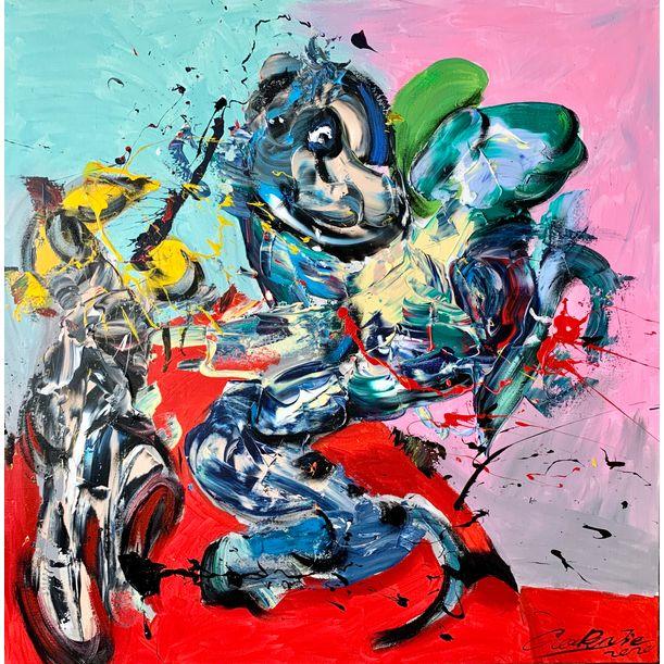 La Metamorphose by Renjie Gao