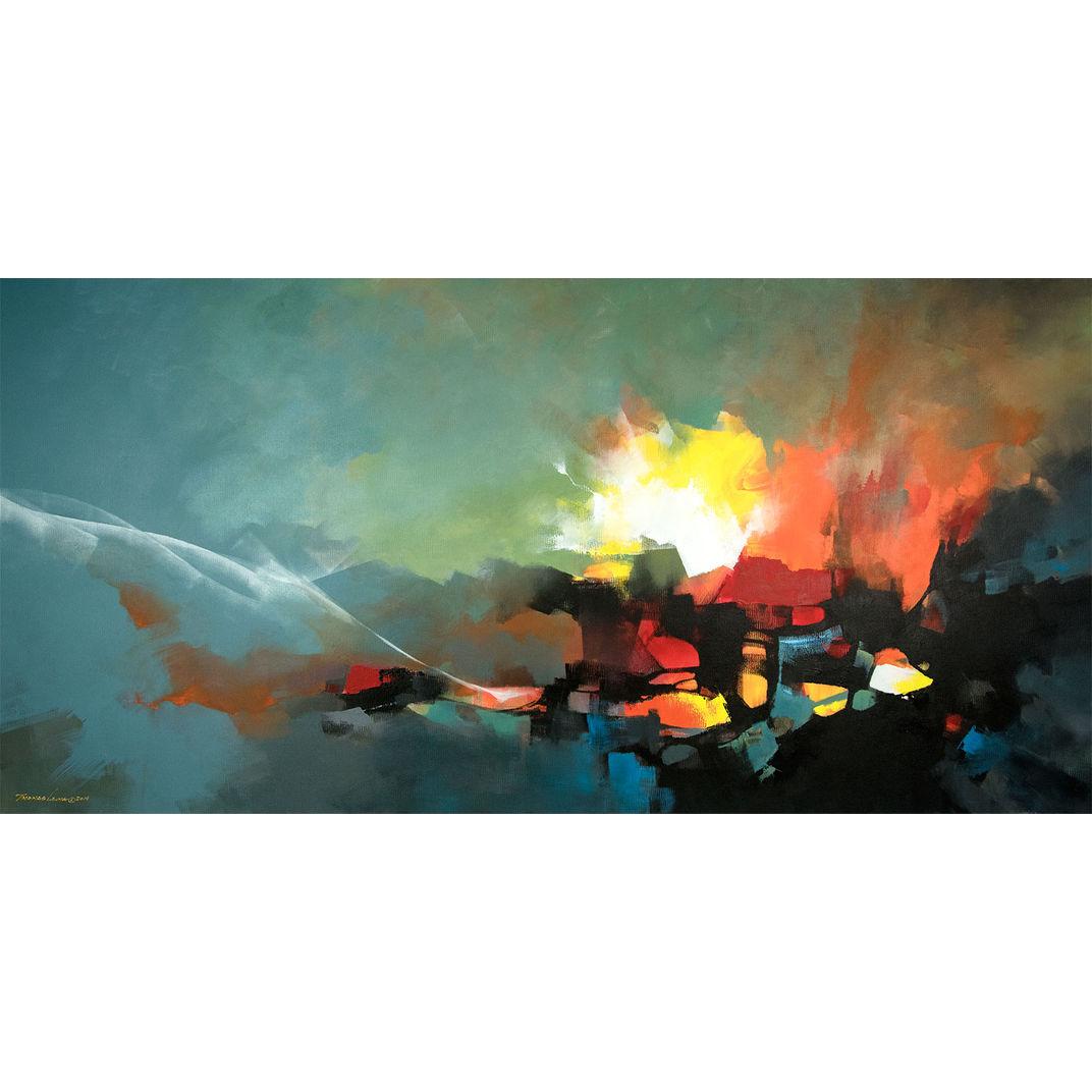 Exploration by Thomas Leung