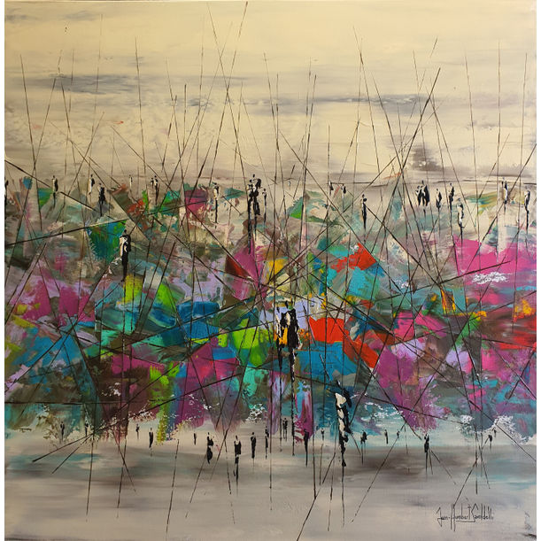 PLAISANCE by Jean-Humbert Savoldelli
