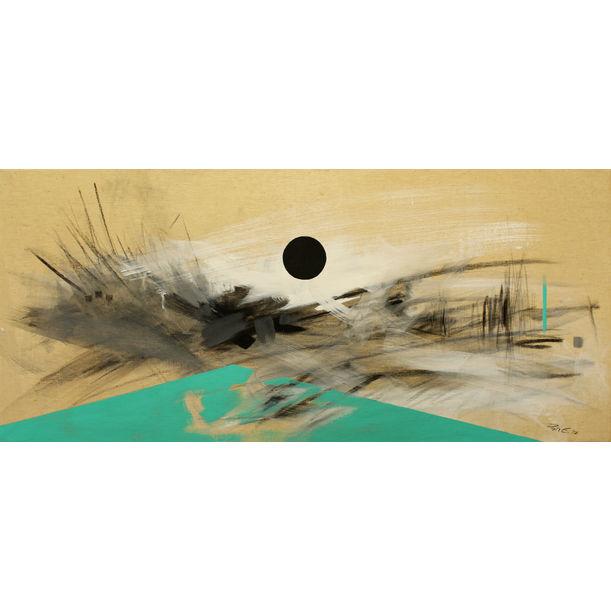 Black Moon I by Emma Pesti