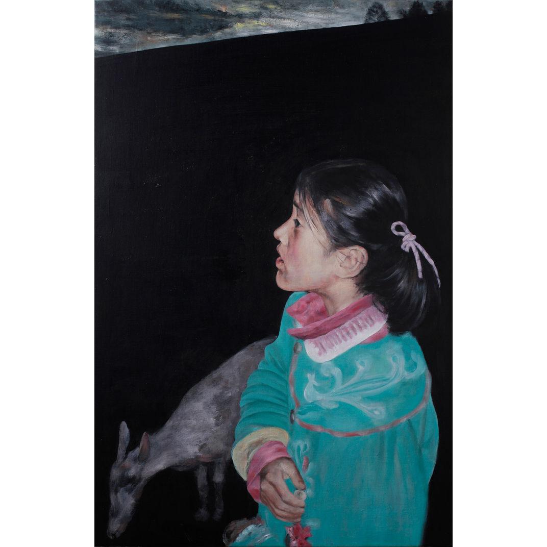 Floret by Xinnong Wang