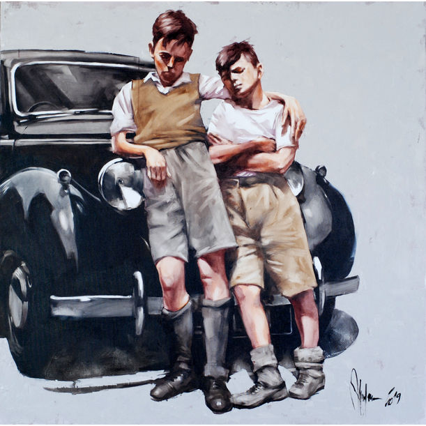 Brothers. by Igor Shulman
