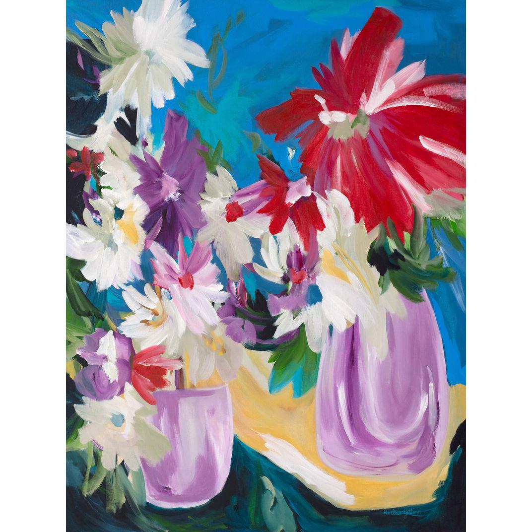 Picking Flowers by Amber Gittins
