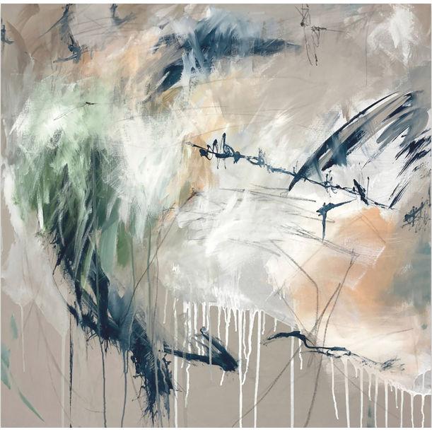 Gedankensplitter VI by Jutta Rika Bressem