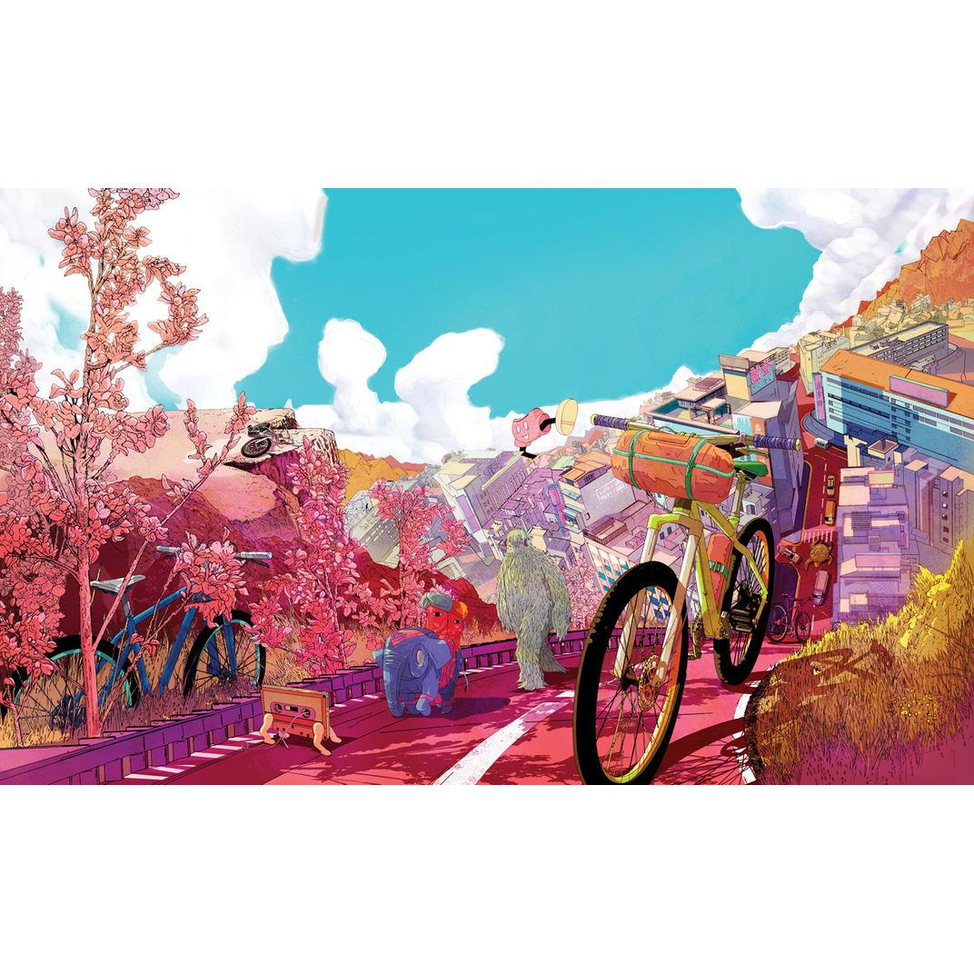 Ride 10 by Shan Jiang