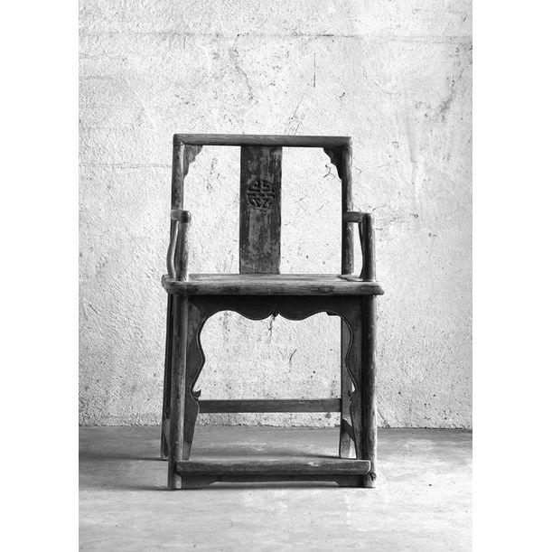 Fairytale - 1001 Chairs (Nr. D - 163) by Ai WeiWei (艾未未)