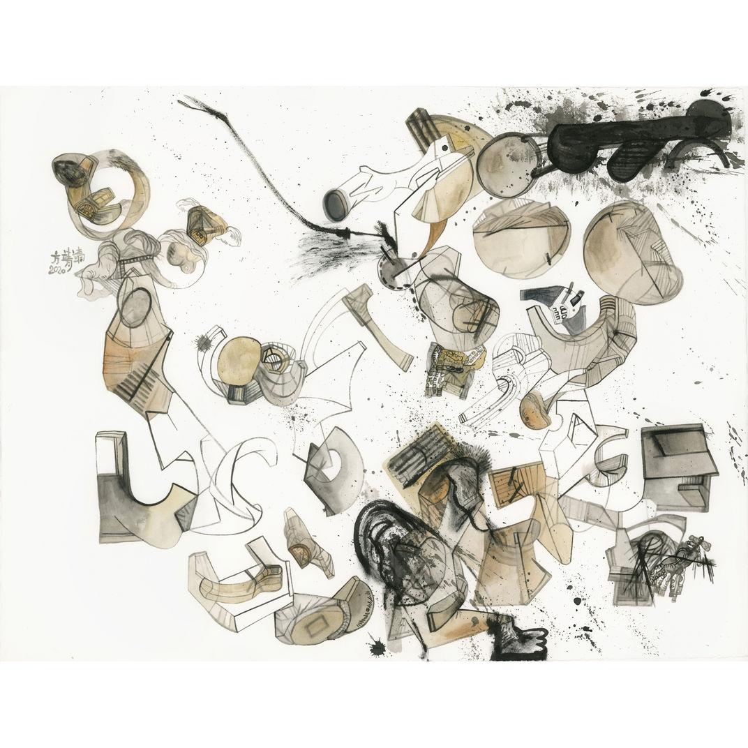 Incarnation by Fang  Jingjing  方靖靖
