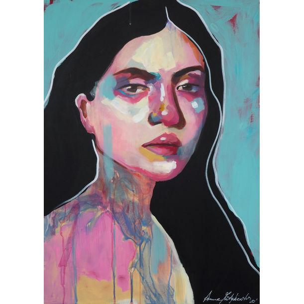 Keep dreaming by Anna Matykiewicz