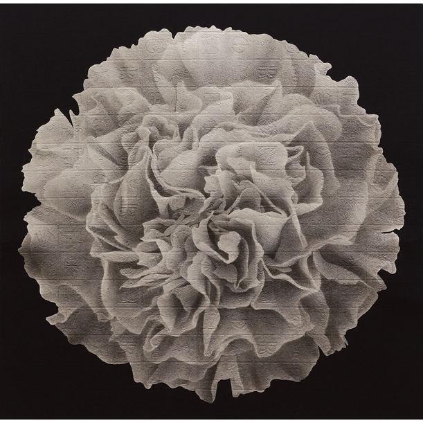 Flowery World: Carnation by Lee Chun-yi