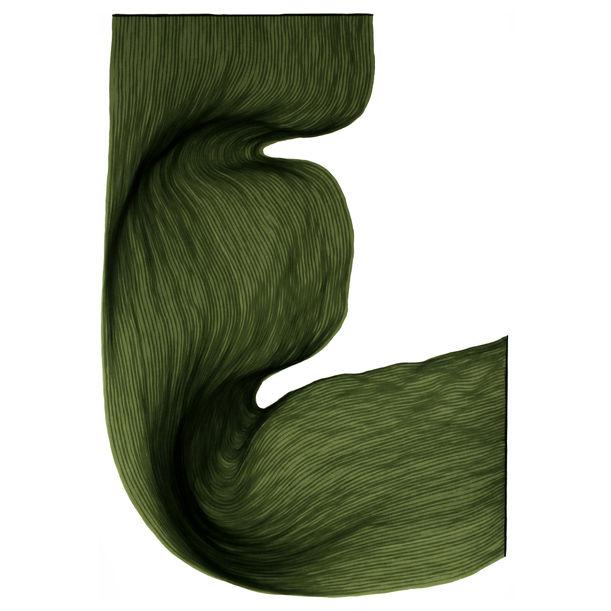 Velvet Green by Lali Torma